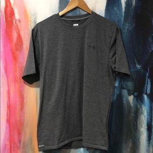 The North Face Vapor Wick Short Sleeve Shirt.